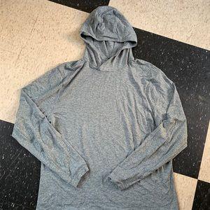 Men's Lululemon Pullover XXL Heathered Green/Teal